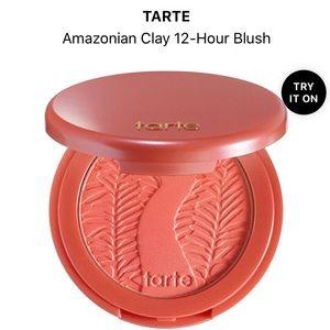 New Tarte Amazonian Clay 12 Hr Blush Blissful